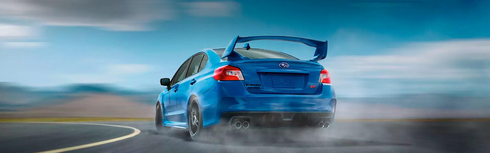 Сервис Subaru Impreza