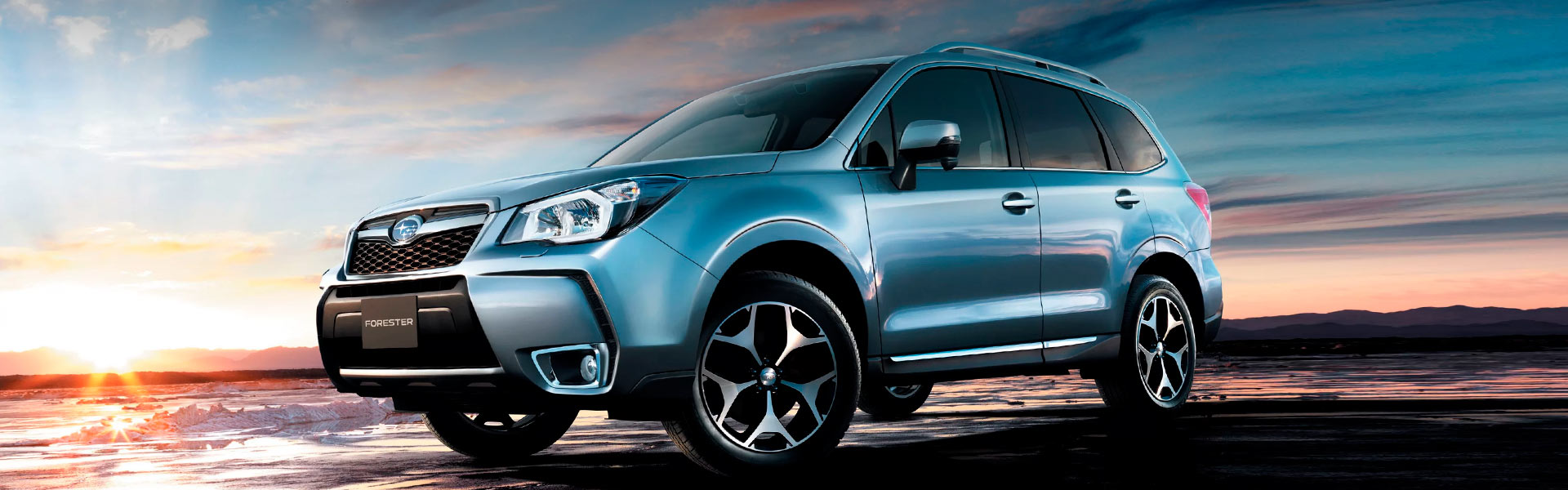 Развал схождение Subaru